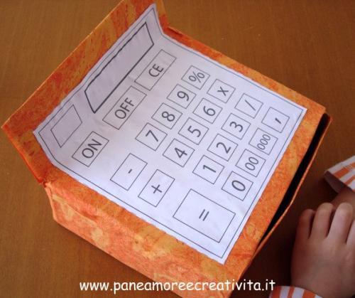 Как сделать кассу из бумаги своими руками