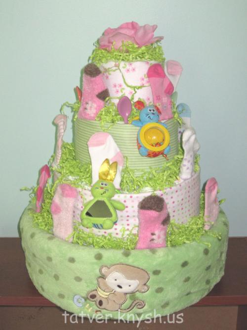 Несъедобные торты с фото
